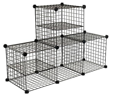 Delicieux Internetu0027s Best Wire Storage Cubes | Set Of 4 | Wire Storage Cubbies | 2  Wire