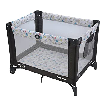 0f62d8a3d6a39 Image Unavailable. Image not available for. Color  Graco Pack  n Play  Portable Playard ...