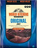 World Kitchens Jerky, Original, 10 Ounce