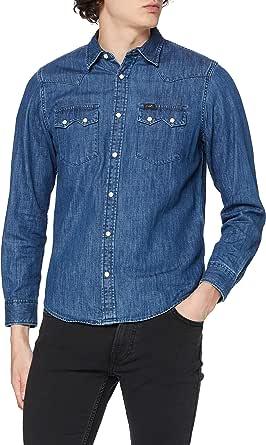 Lee Rider Shirt Camisa para Hombre