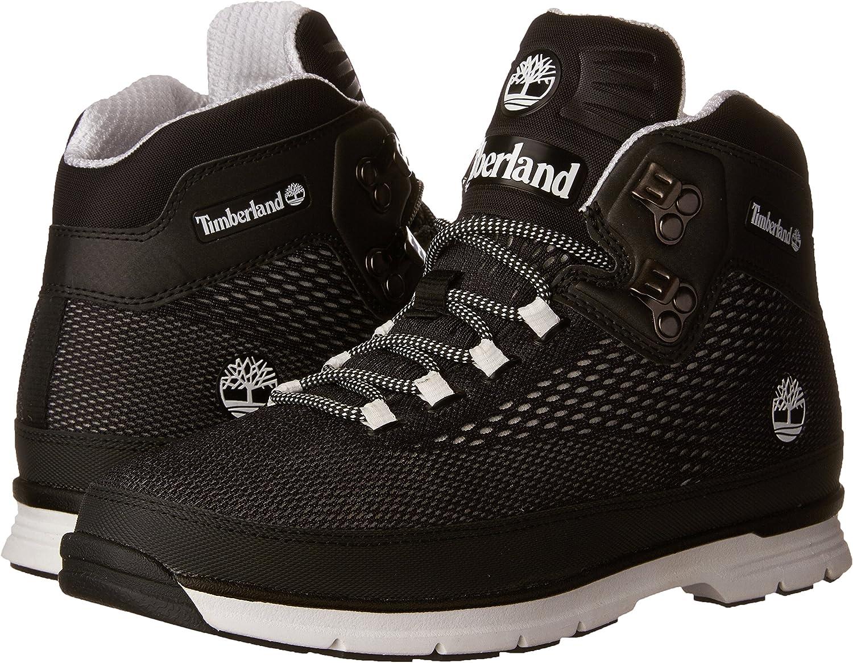 Timberland A1AAE Euro Hiker Spacer Footwear Mid Boot Black