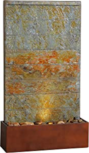 Kenroy Home 51020SLCOP Stream Fountains, Slate and Copper Finish