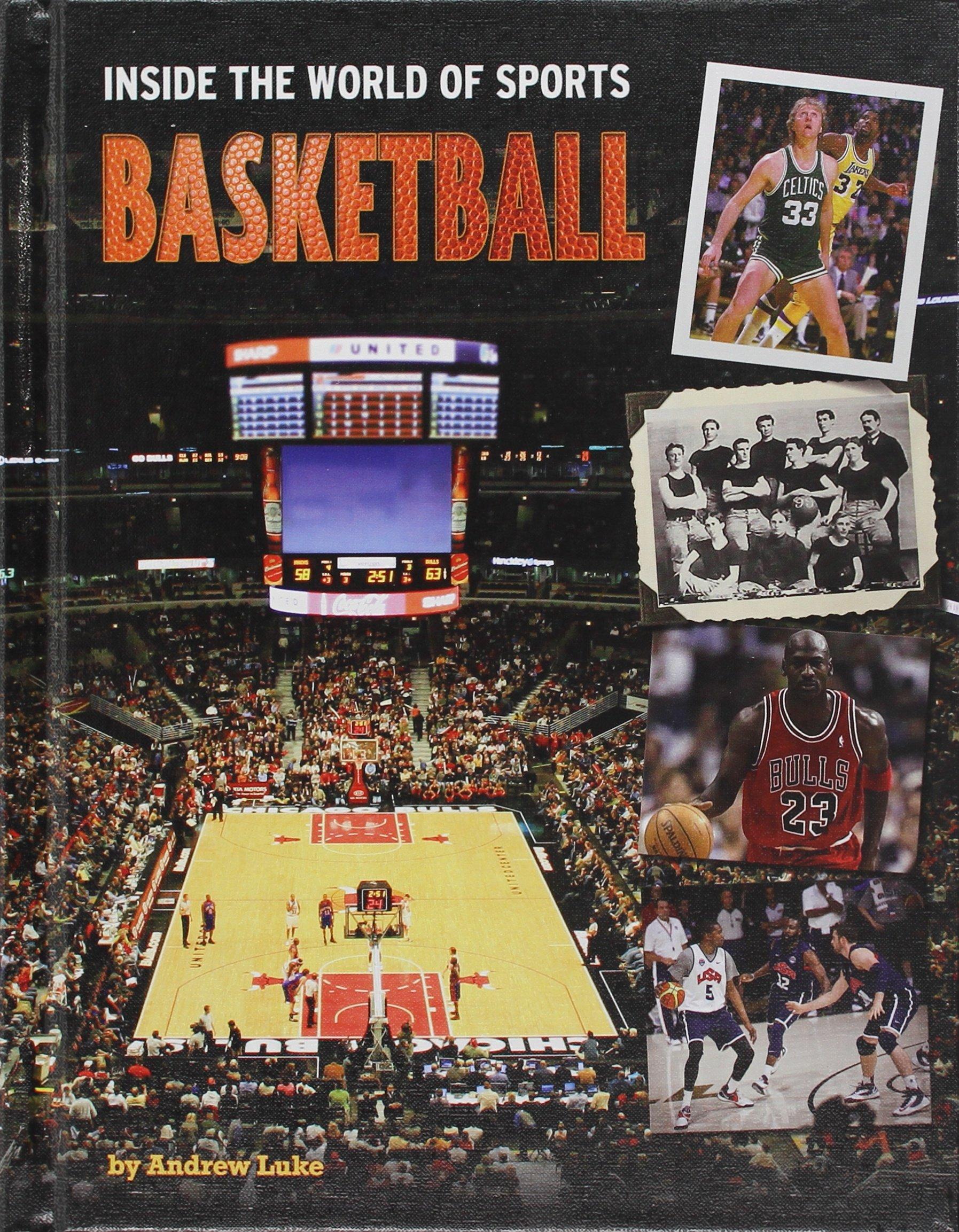 Basketball (Inside the World of Sports) PDF