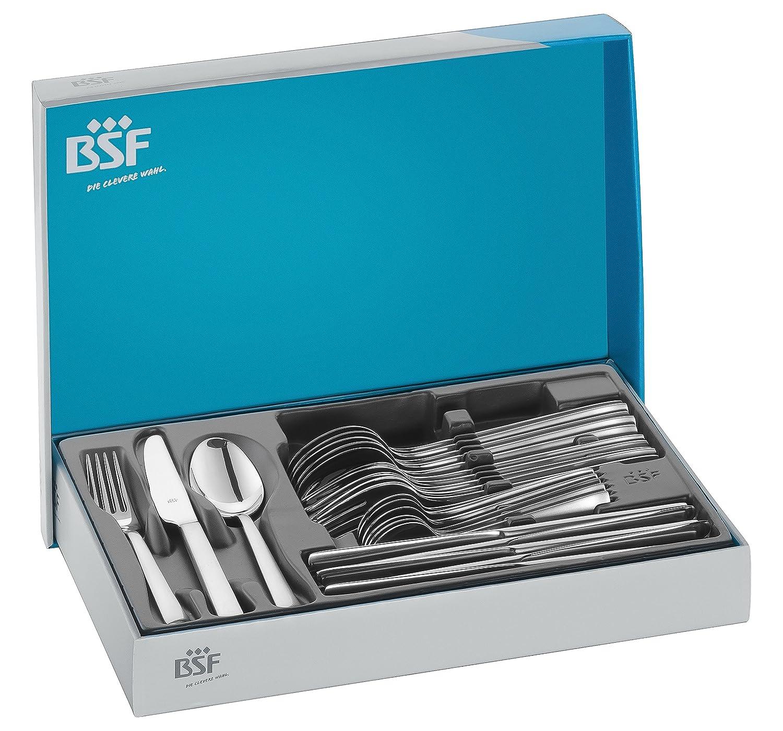 BSF Cult - Juego cubertería pescado 12 piezas, 6 tenedores + 6 palas: Amazon.es: Hogar