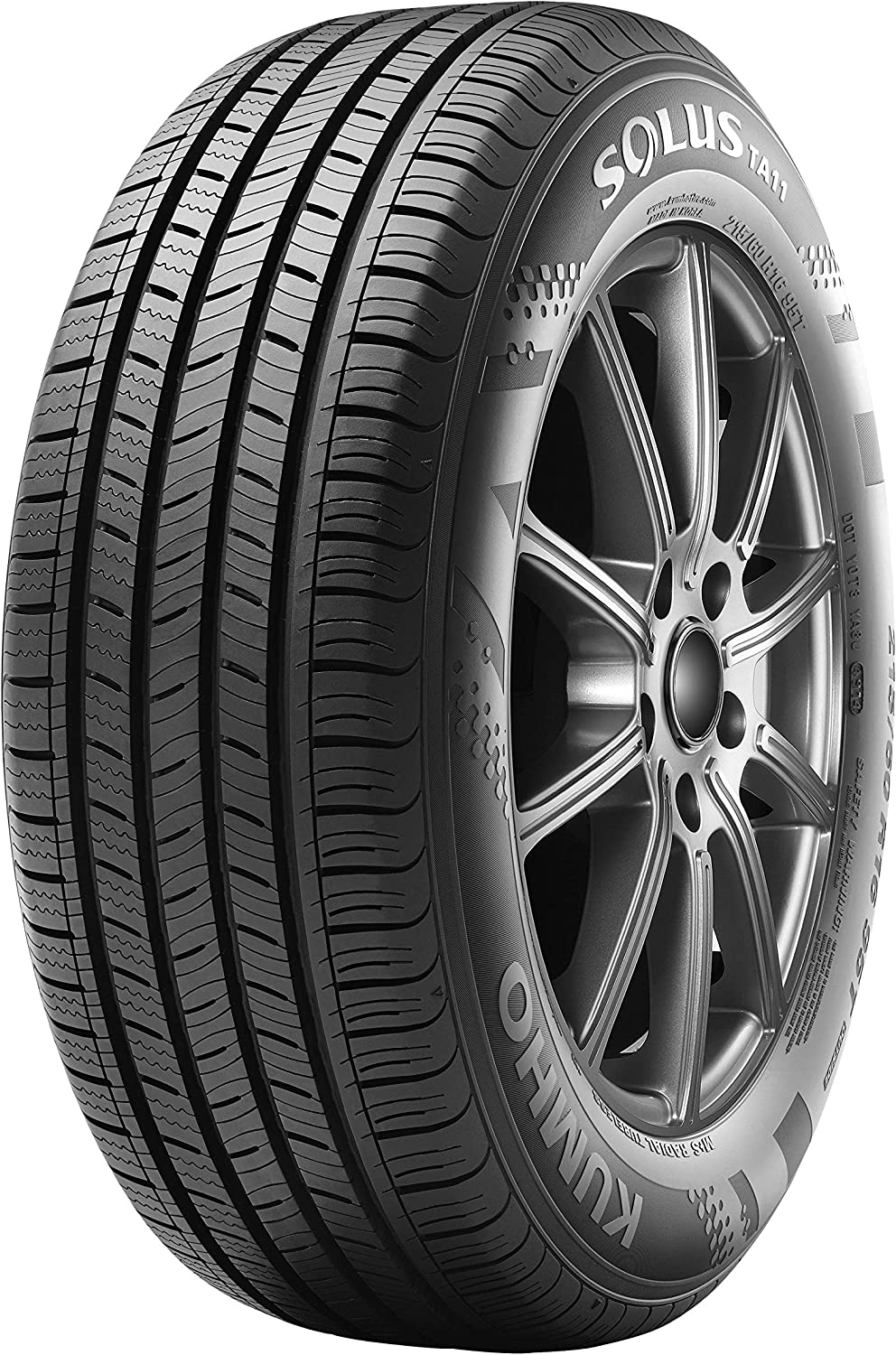 235//65R17 104T Kumho Solus TA11 All-Season Tire