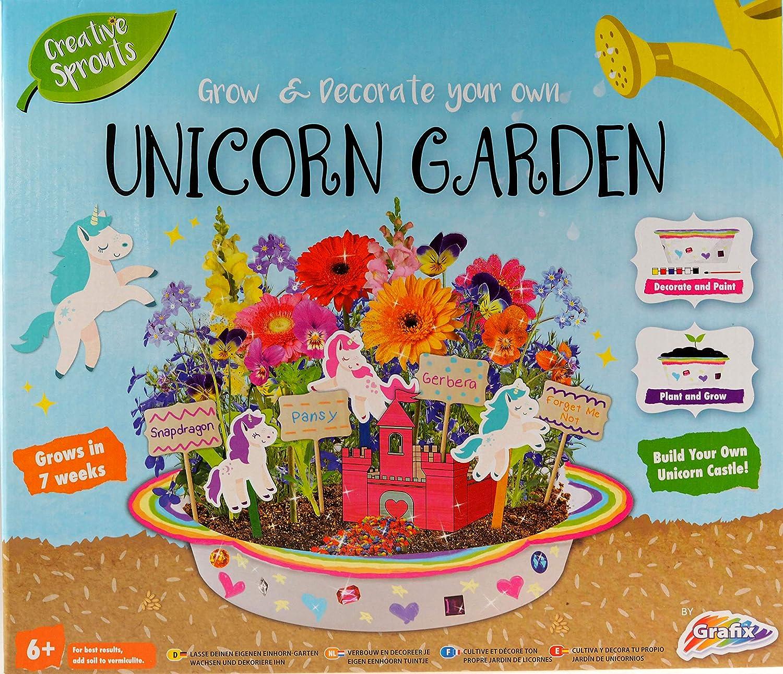 Los brotes creativos hacen crecer tu propio jardín de unicornios ...