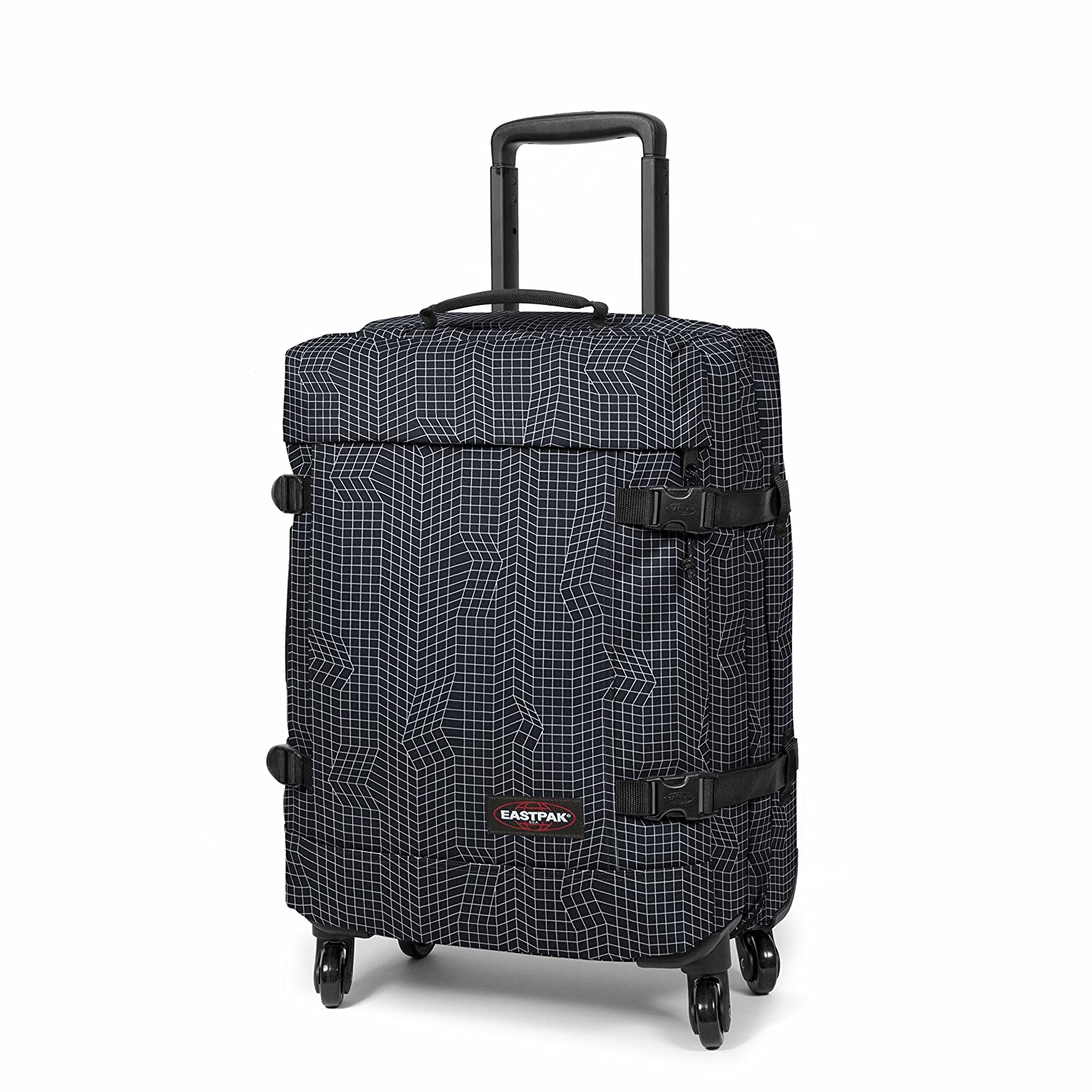 Valise souple Eastpak Trans4 TSA XL - 82 cm Black Denim noir 3fT2b