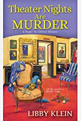 Theater Nights Are Murder (A Poppy McAllister Mystery Book 4) Kindle Edition