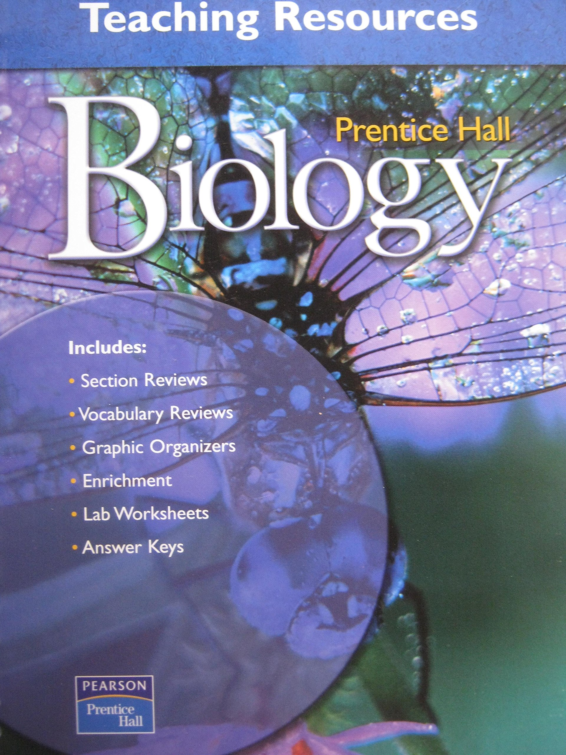 Biology Teaching Resources: Prentice Hall: 9780131155459