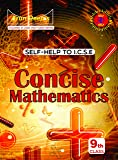 Sh To Icse Concise Math-9