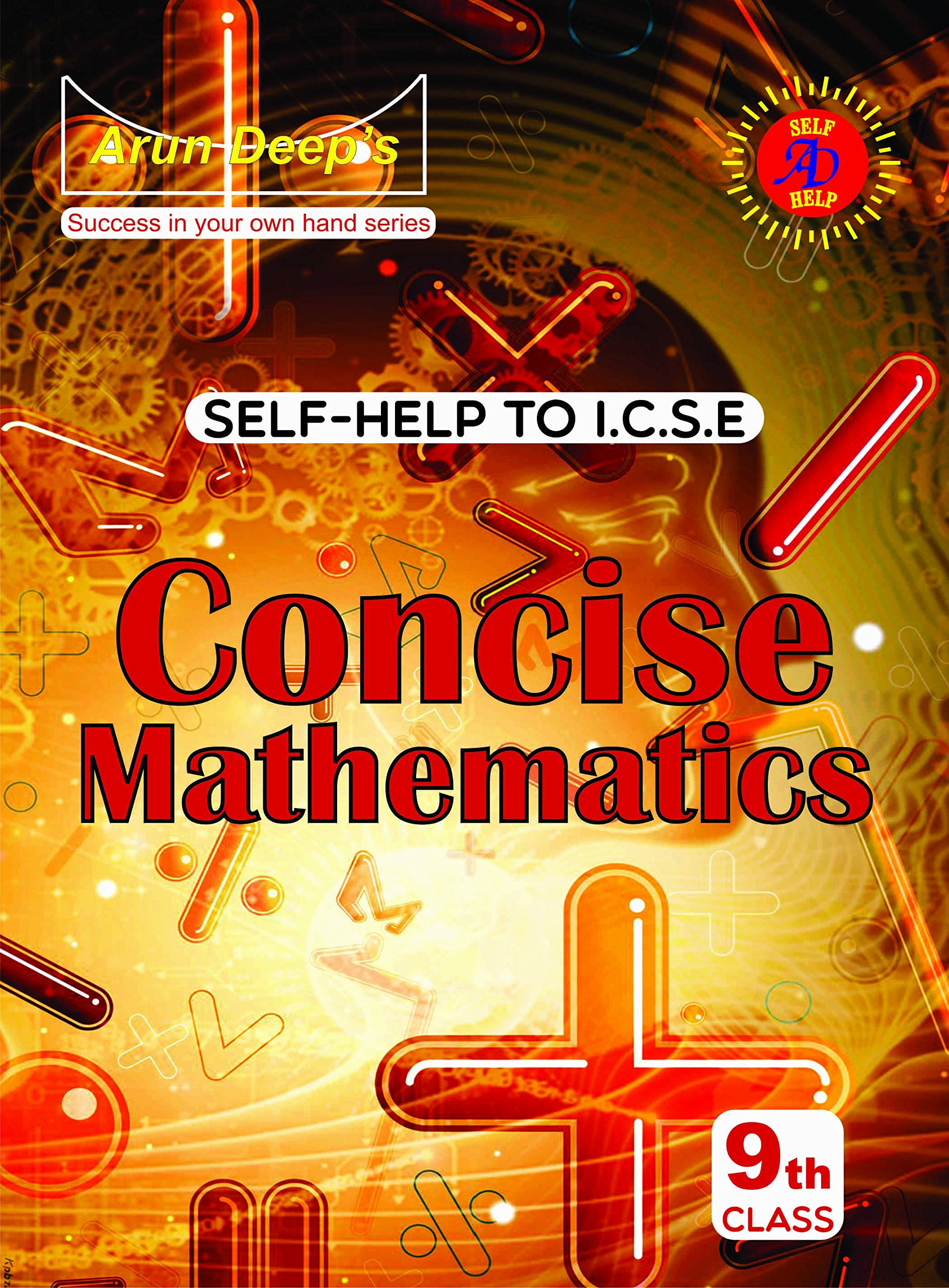 Buy Sh To Icse Concise Math-9 Book Online at Low Prices in India | Sh To Icse  Concise Math-9 Reviews & Ratings - Amazon.in