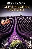 Gefährlicher Lavendel: Kriminalroman (Ein-Leon-Ritter-Krimi 3) (German Edition)