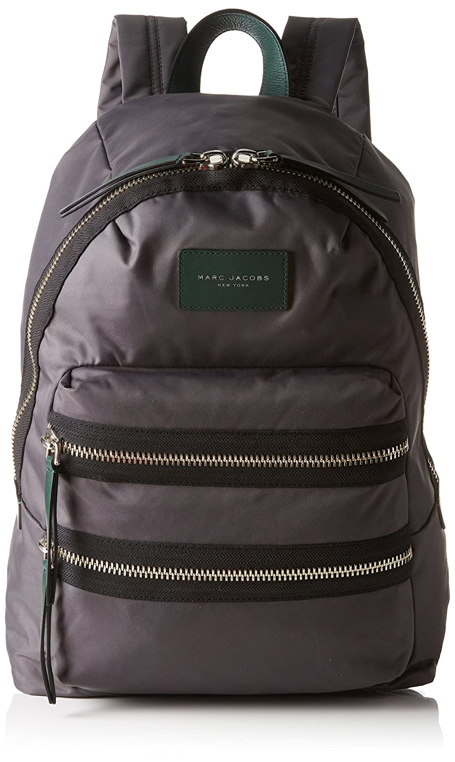 NWT MARC JACOBS Large Preppy Nylon Backpack in Black $ 250 NEW