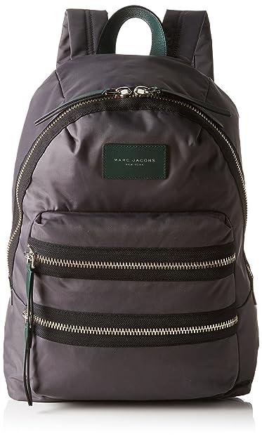 73ecdfce3 Amazon.com: Marc Jacobs Women's Nylon Biker Back pack, Shadow: Shoes