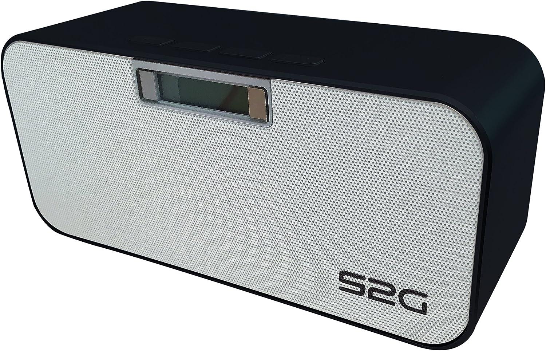Sound2Go Heavy Metal Bluetooth estéreo de Altavoces con función de Radio: Amazon.es: Electrónica