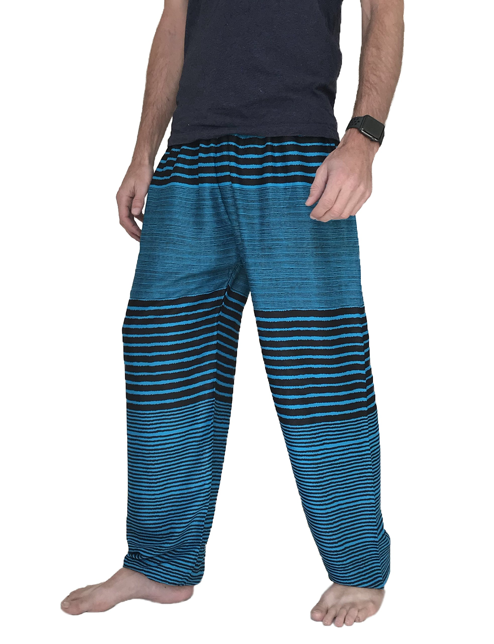 Love Quality Men's Beach Surf Pants (Teal)