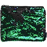 Style.Labs Magic Sequin Pouch, Mermaid/Black (76408)