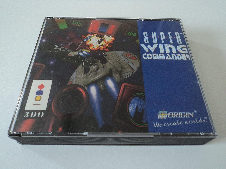 Amazon Com Super Wing Commander Video Games