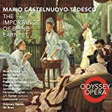 Mario Castelnuovo-Tedesco: The Importance of Being Earnest
