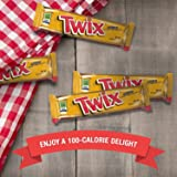TWIX 100 Calories Caramel Chocolate Cookie Bar
