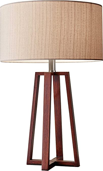 Adesso 1503 15 Quinn 23.75 In. Table Lamp   Smart Outlet Compatible, Durable