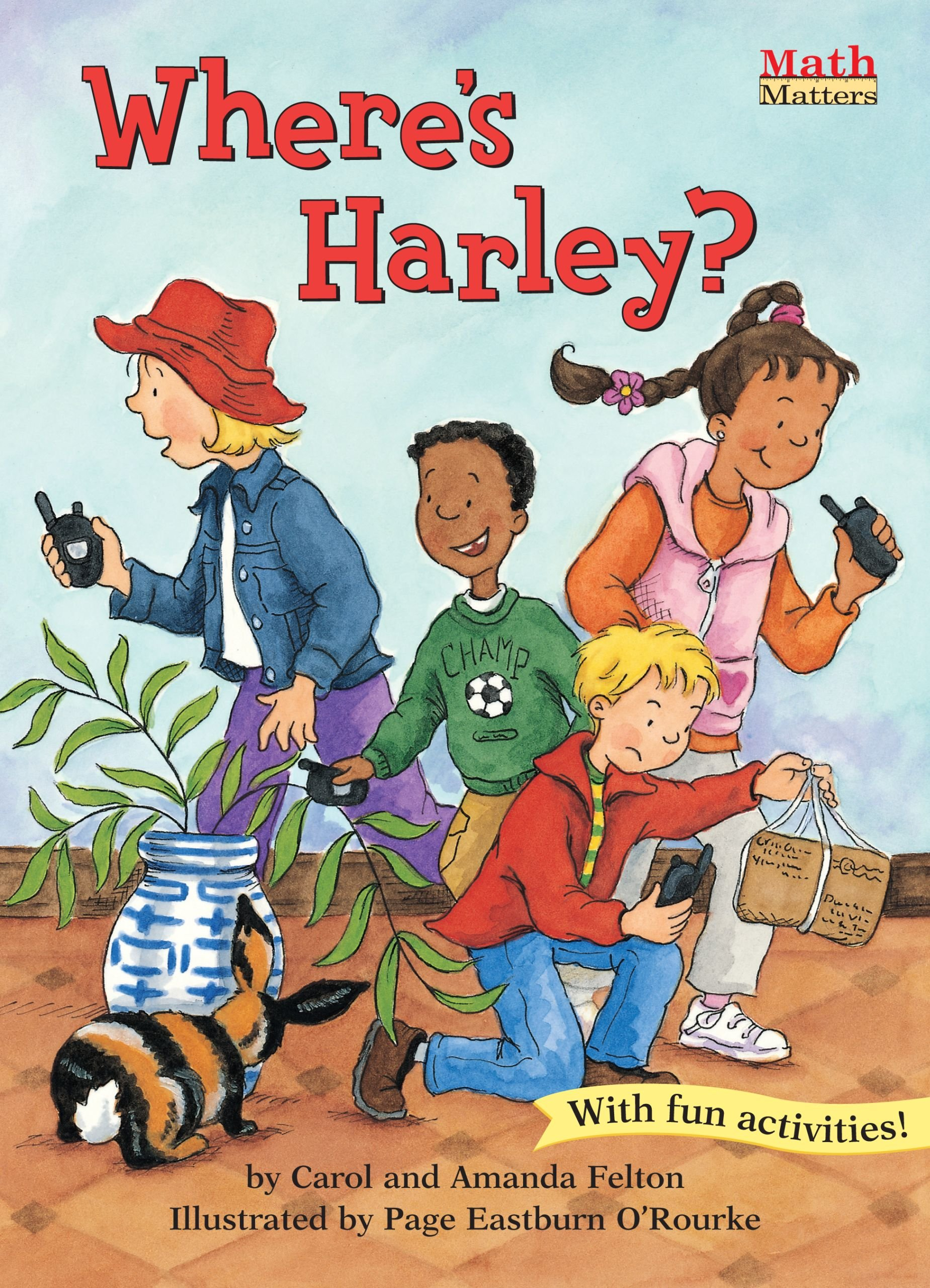 Download Where's Harley? (Math Matters) PDF