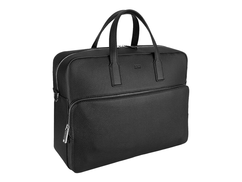 055153b366215 Hugo Boss Business Tasche Crosstown D doc case (Black (001))  Amazon.de   Koffer