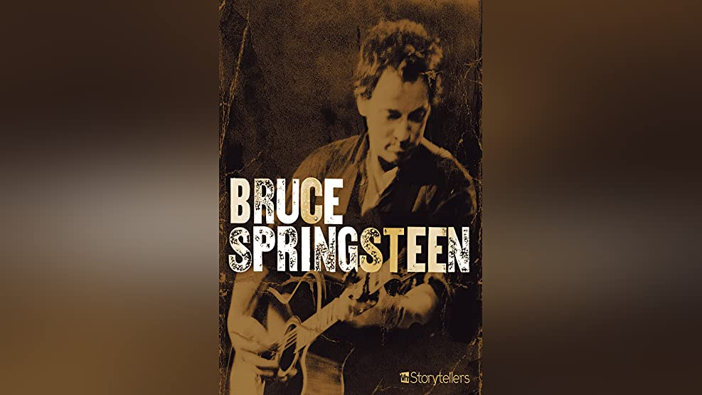 Bruce Springsteen: Vh1 Storytellers
