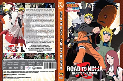 Amazon.com: Naruto Movie 9: Road to Ninja [Japanese Audio ...