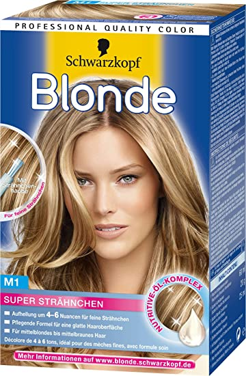 blonde m1 super natà rliche strà hnchen 3er pack 3 x 1 stà ck