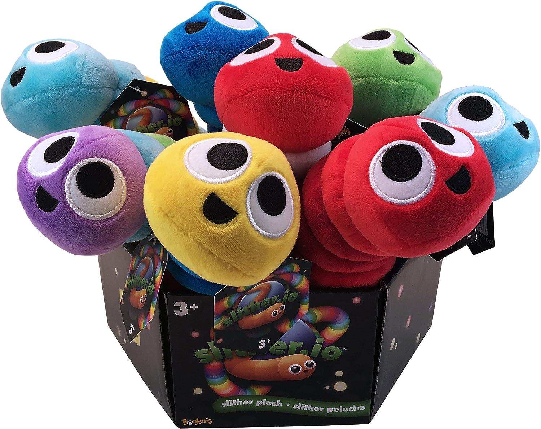 """Red Larva 8/"""" Peluche Avec Sons Doux Enfants Jouet Cadeau UK Stock"""