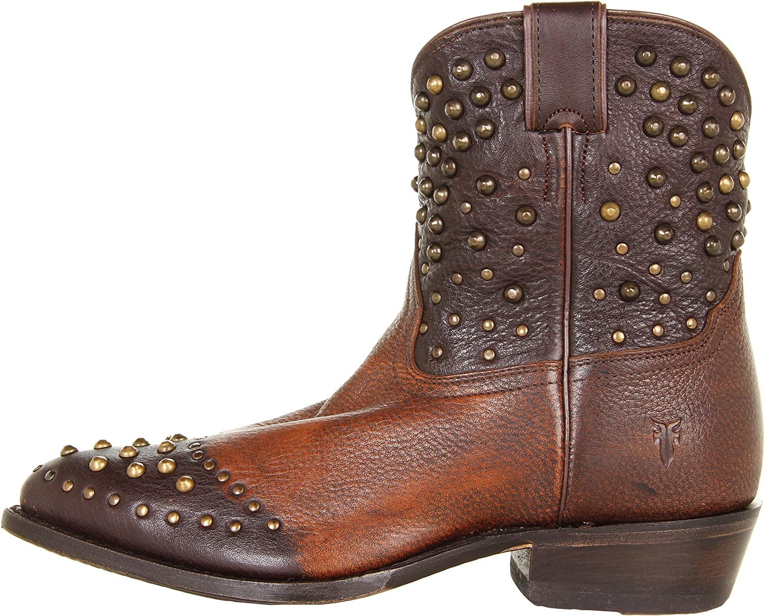 3938a647b4f Amazon.com  FRYE Women s Billy Studded Short Boot