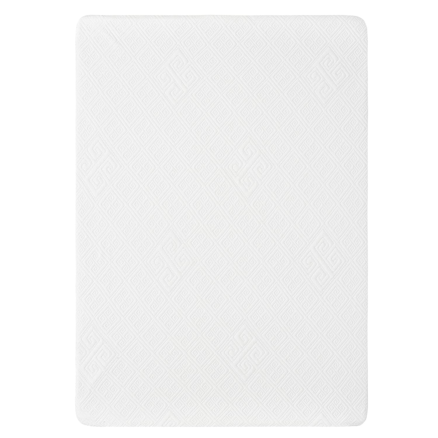 Amazon.com : Evolur Portable Crib Tencel Waterproof Mattress Protector and Fitted Sheet, White (2 Pack) : Baby