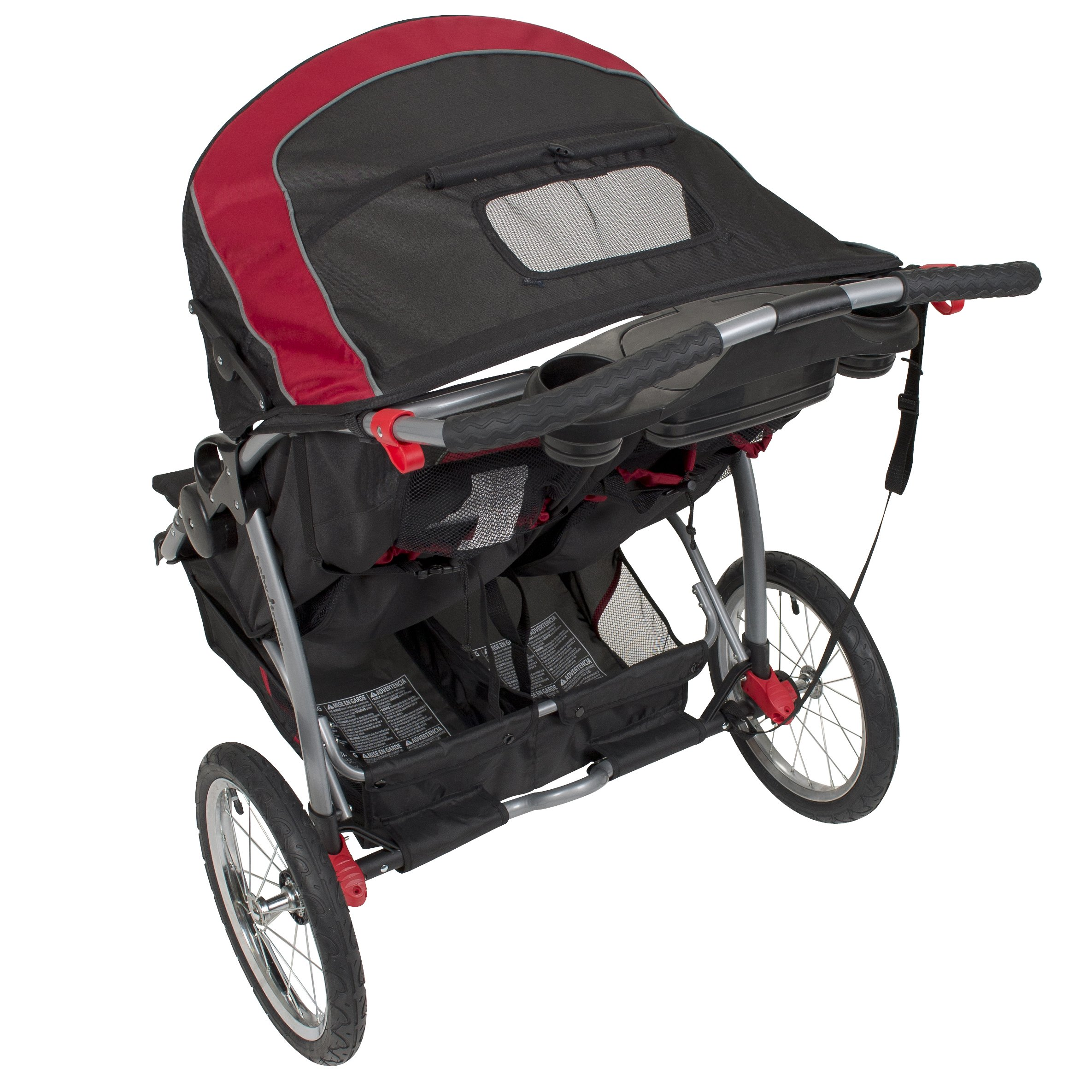 Baby Trend Expedition Double Jogger, Centennial by Baby Trend (Image #3)