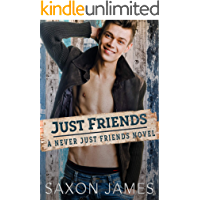 Just Friends (Never Just Friends Book 1) book cover