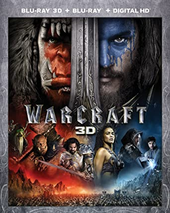 Amazon Com Warcraft Blu Ray 3d Blu Ray Digital Hd Travis