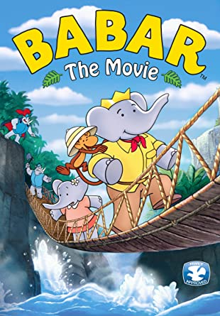 Král Babar / Babar: le film (1989)