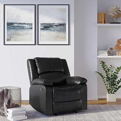 Relax A Lounger Logan Reclining Chair