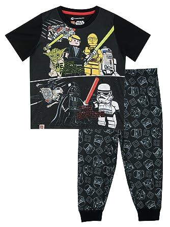 3c50cc7d303bc Lego Star Wars - Ensemble De Pyjamas Star Wars - Garçon - 8-9 Ans ...