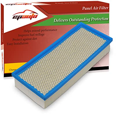 EPAuto GP349 (CA10349) Replacement for Nissan Panel 4 Cylinders Engine Air Filter for Altima (2007-2012): Automotive [5Bkhe2013963]