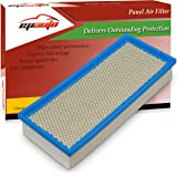 EPAuto GP349 (CA10349) Nissan Rigid Panel Engine Air Filter for Altima 4 Cylinders (2007-2012)