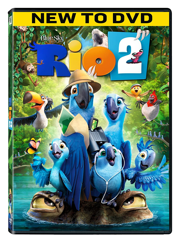 Amazon rio 2 dvd voltagebd Images