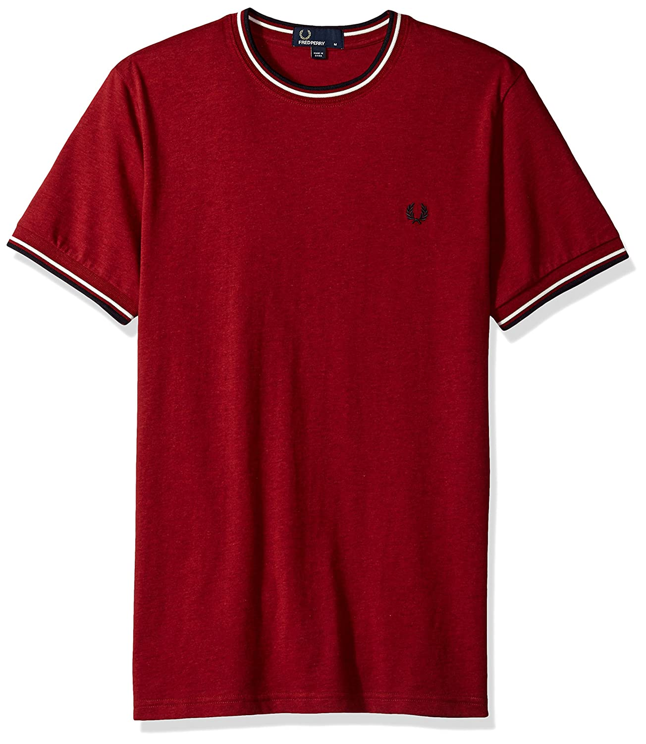 Fred Perry Men's Twin Tipped T-Shirt hot sale