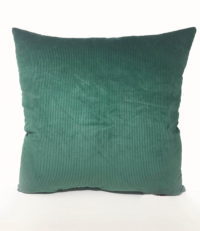 Lancashire Textiles - Cojín con Relleno de Fibra Hueca (60 x ...