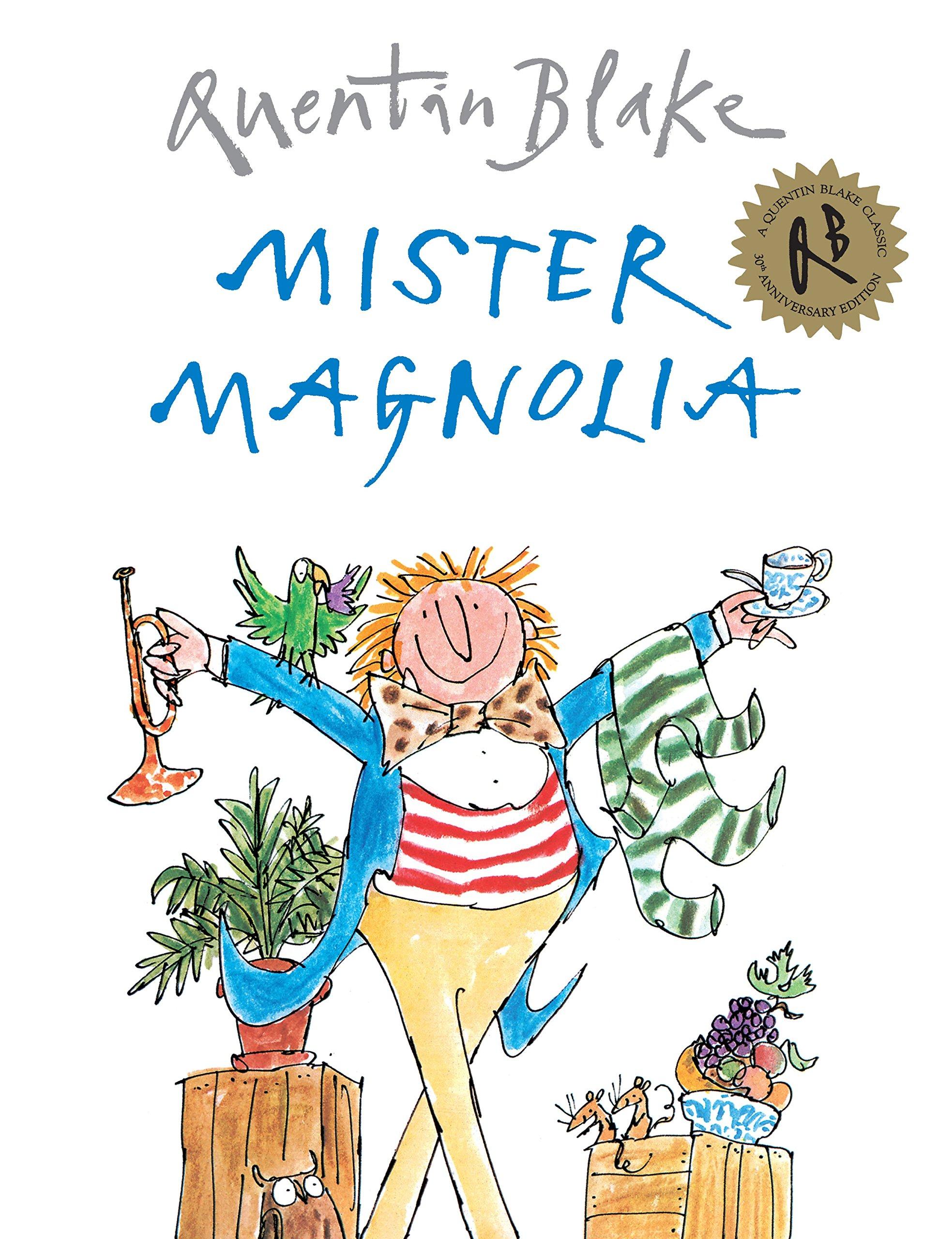 Mister Magnolia pdf epub