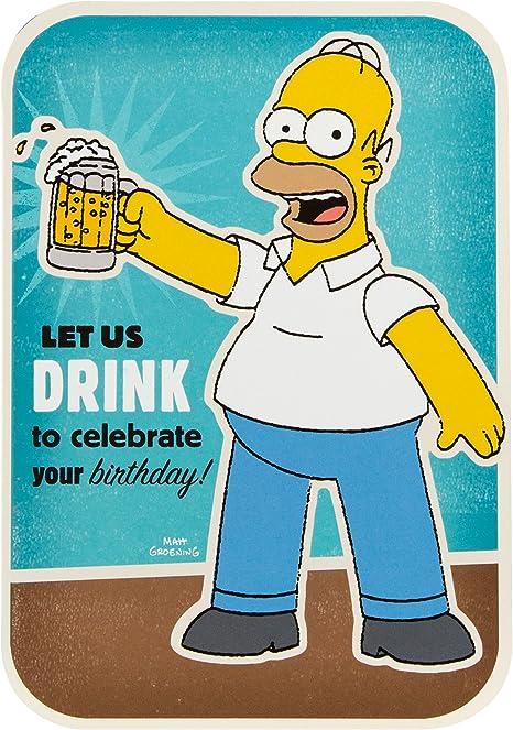 Amazon.com: Let Us Bebida para celebrar su tarjeta de ...