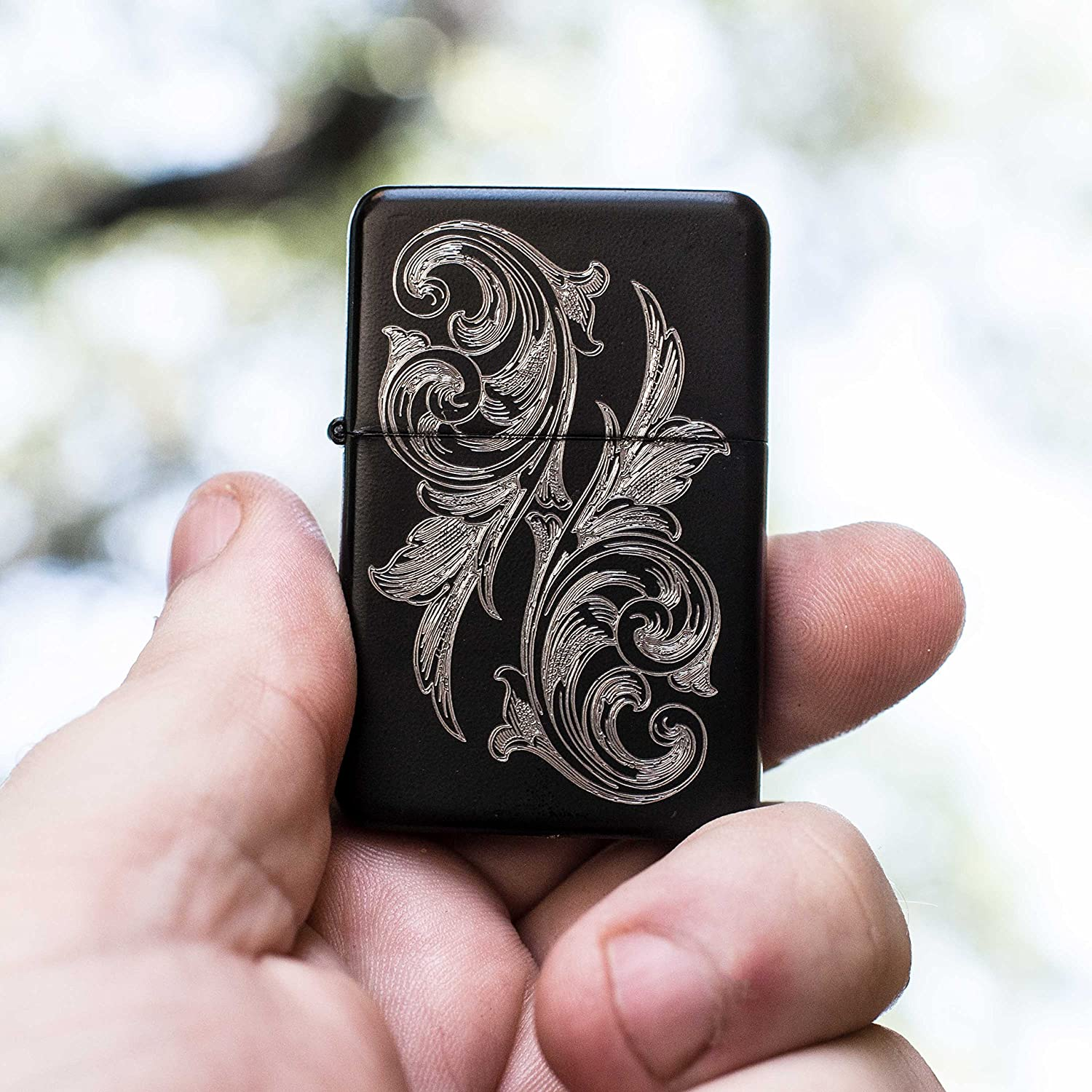Black Lighter - Filigree R1