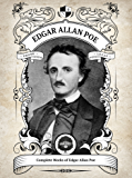 Oakshot Complete Works of Edgar Allan Poe (Illustrated, Inline Footnotes) (Classics Book 1) (English Edition)