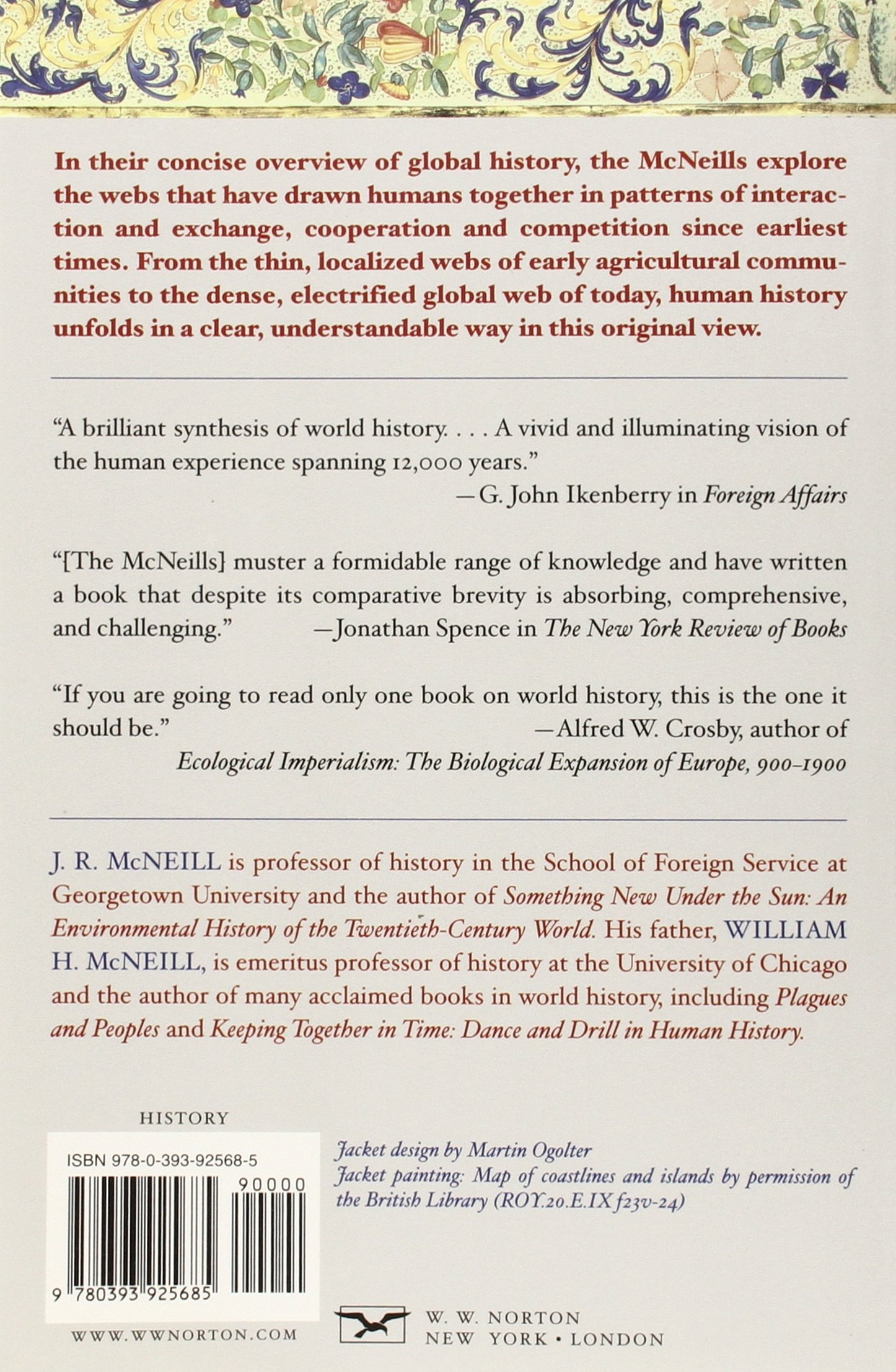 The Human Web: A Bird's-Eye View of World History: Amazon.de: J.R. McNeil,  William H. McNeill: Fremdsprachige Bücher