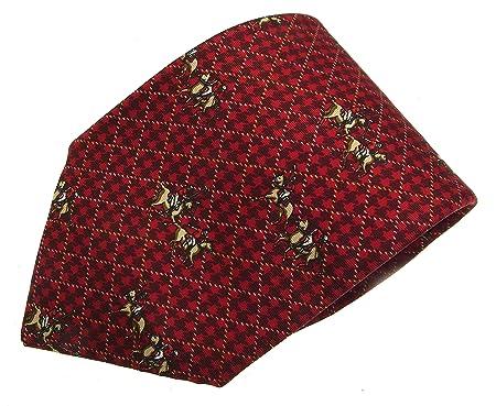 100% 11 de cordones para las cortinas de seda rojo con ...